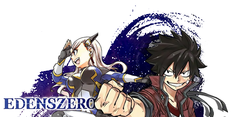 Eden's Zero Manga Oku